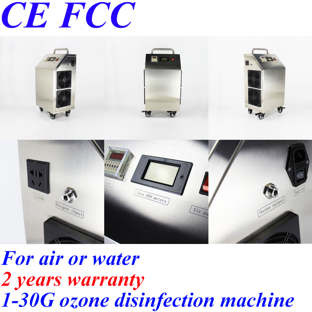 Pinuslongaeva CE EMC LVD FCC Factory outlet 5 10 20 30g/h 30gram Movable portable ozone generator air water disinfection machine pinuslongaeva ce emc lvd fcc factory outlet bo 10apt 5 10 20 30g h multifunctional ozone machine generator air water machine