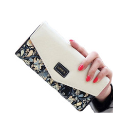 Brand Women Wallets Fashion colorful Ladies Purse PU Leather Female Long Money Bag Card Holders Card Organizer Cases Coin Pocket цена 2017