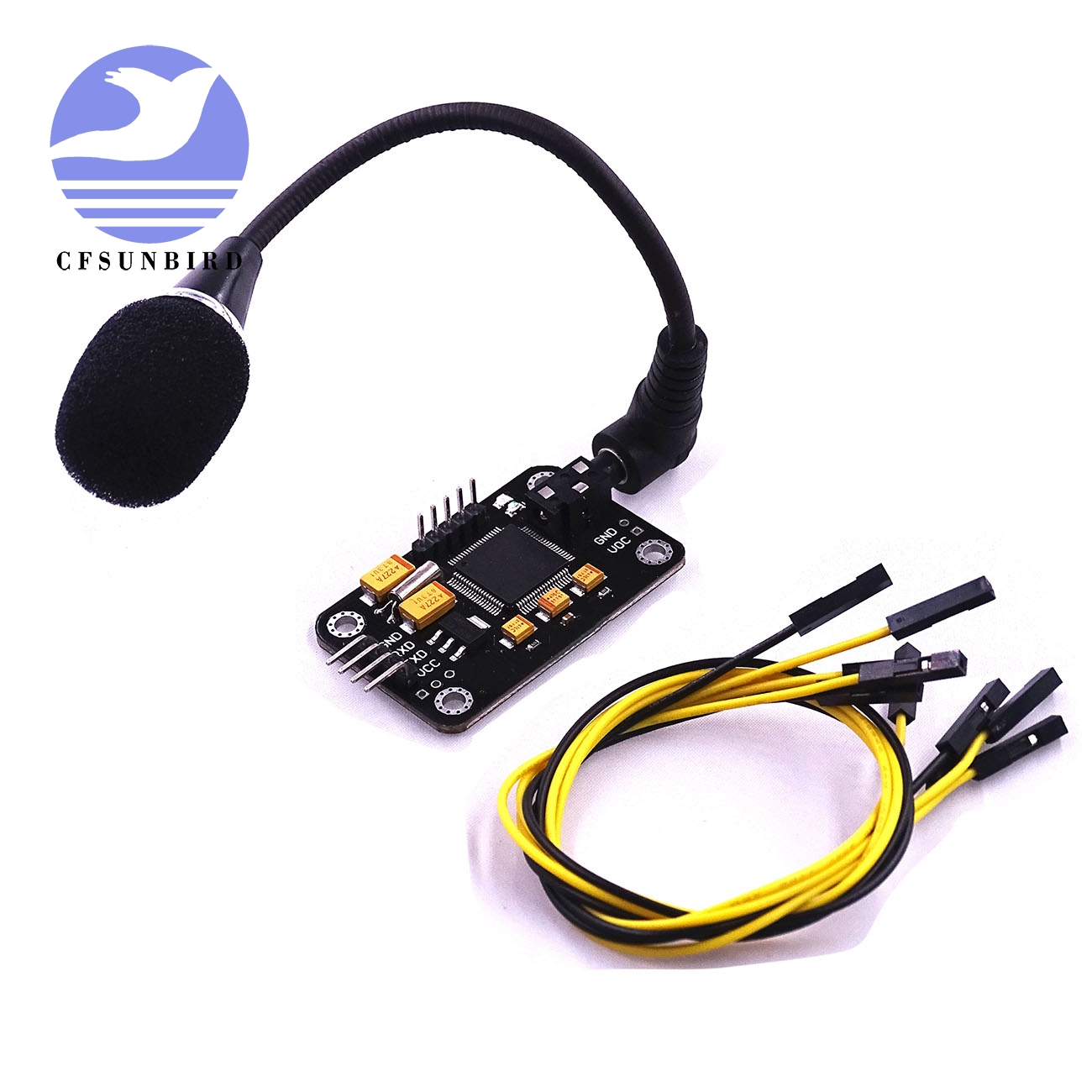Free Shipping Speech Recognition Module Voice Recognition
