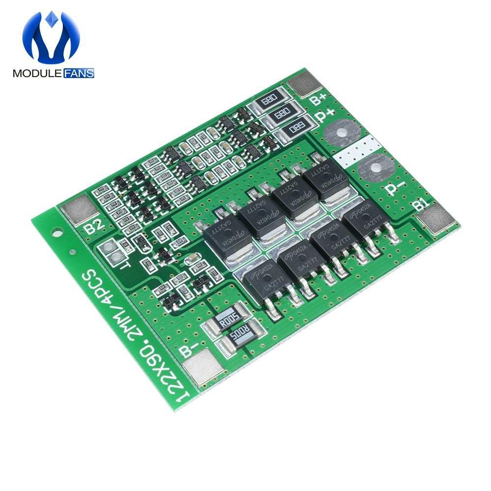 3S 5A 12V Li-Ion Lithium-Batterie 18650 Ladegerät PCB BMS Schutz Bord Zelle B KQ