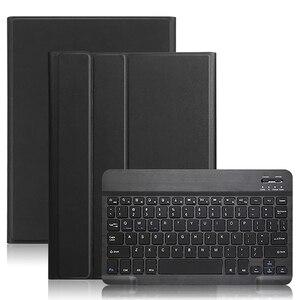 Image 5 - Máy Tính Bảng 10.1 Inch Bluetooth Đèn Nền Bàn Phím Cho Samsung Galaxy Tab A 10.1 2019 SM T510 SM T515 Kèm Bao Da