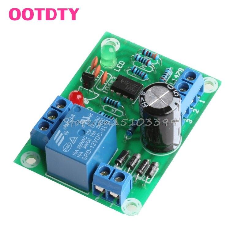1 Pc Flüssigkeit Ebene Controller Modul Wasserstand Erkennung Sensor 9 V-12 V Ac/dc G08 Drop Schiff Die Neueste Mode