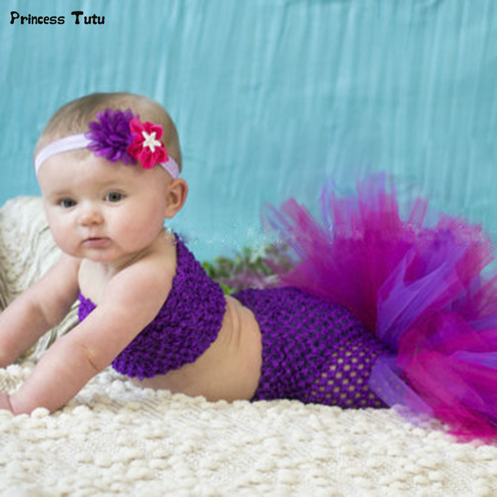 Mermaid Tutu Dress Princess Ariel Cosplay Dress Halloween Costume Fancy Baby Kids Girl Photography Birthday Party Tulle Dresses movie the little mermaid princess ariel costume women ariel fancy dress cosplay dress