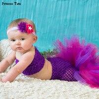 Mermaid Tutu Dress Princess Ariel Cosplay Dress Halloween Costume Fancy Baby Kids Girl Photography Birthday Party Tulle Dresses