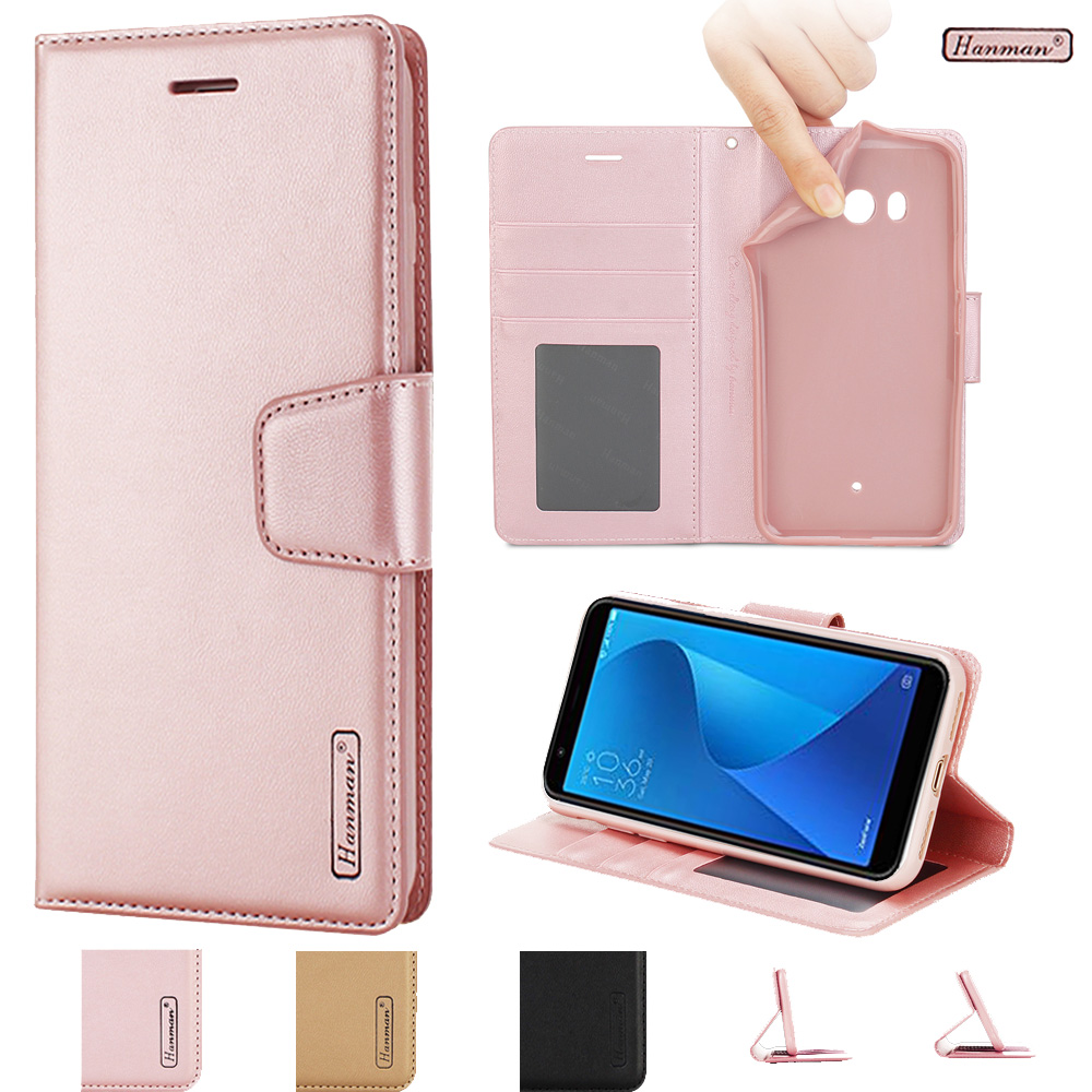 best authentic 6bb54 f29b7 US $5.99 |Leather Case For HTC U11 Flip Cover for HTCU11 Wallet Stand for  htc u11 Phone Case for htc u 11 u 11 plus u11+ funda coque-in Wallet Cases  ...