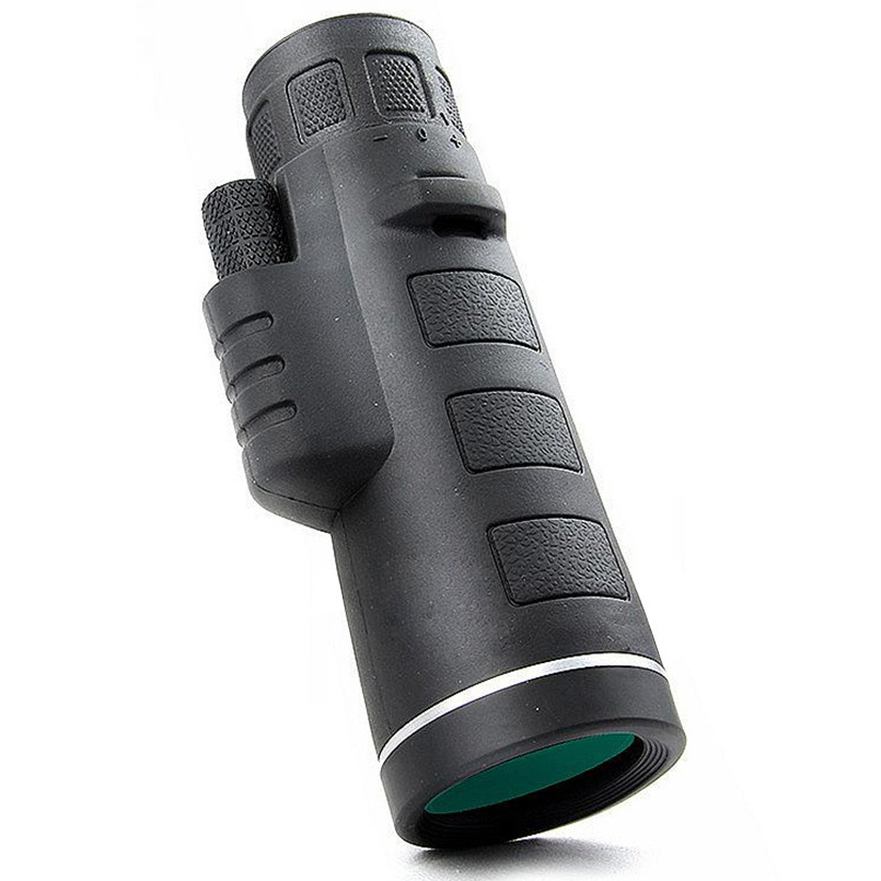 40*60 Double Adjustable Monocular Telescopes for Hunting Outdoor Camping Field Glasses Single Telescope M4060