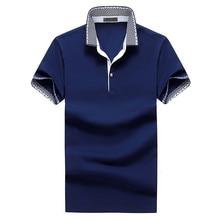 Free shipping 2017 summer New arrival short sleeves men Polo shirts Men's high quality Polo Shirts men 100% cotton POLO shirt