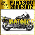 Motoegg ABS Fairing For FJR1300 FJR 1300 2006-2012 06-12 All Black Y36M10 Motorcycle ABS plastic