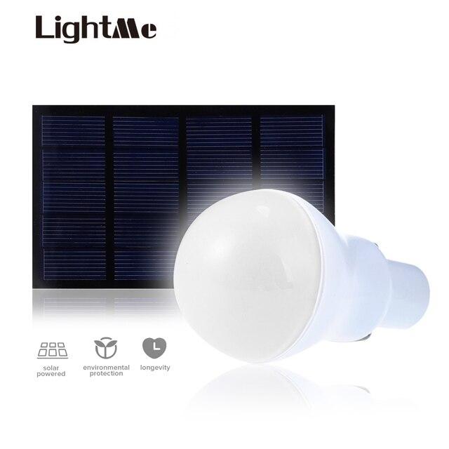 Lightme Outdoor led lampe 5 V 1,5 Watt 130LM Solar Power LED Licht ...