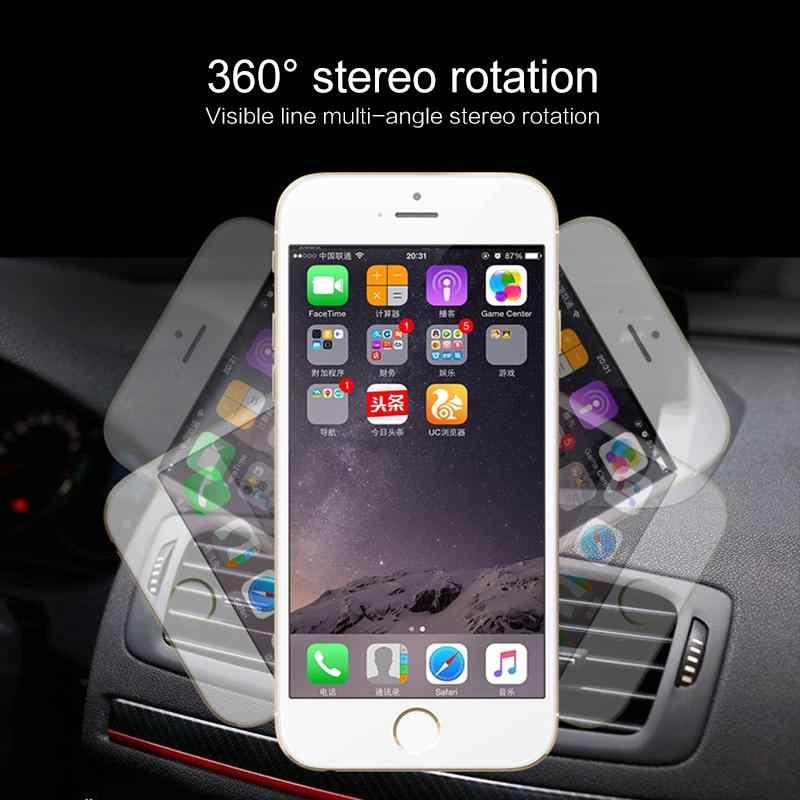 Hobbylane Dudukan Telepon Mobil Magic Silikon Suction Cup Navigasi Multi-Fungsi Universal Bracket untuk Ponsel R25