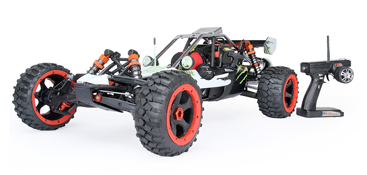 1:5rc car Rovan Baja 275 Metal roll cage 27.5CC 2T engin RC gas car gasoline engine NGK+Warbro668 rovan baja alloy roll cage in black 95003