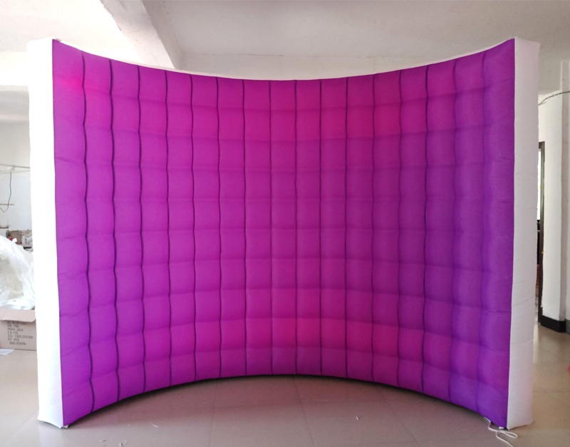 Purple Wall 10ft 003
