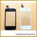 100% Новый Оригинальный Сенсорный Экран Для Fly IQ239 + IQ239 Плюс Сенсорный Сенсорная Панель Digitizer Замена Мобильный Телефон Черный/белый