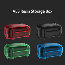 Headset ABS Resin Storage Box Colorful Fashion Portable Storage Box Suitable For Headphones Accessories Moisture-proof and Dust недорого