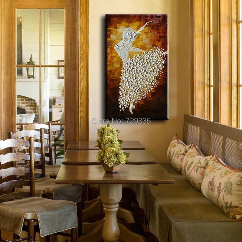 Νέα χειροποίητη σύγχρονη ζωγραφική - Διακόσμηση σπιτιού - Φωτογραφία 3