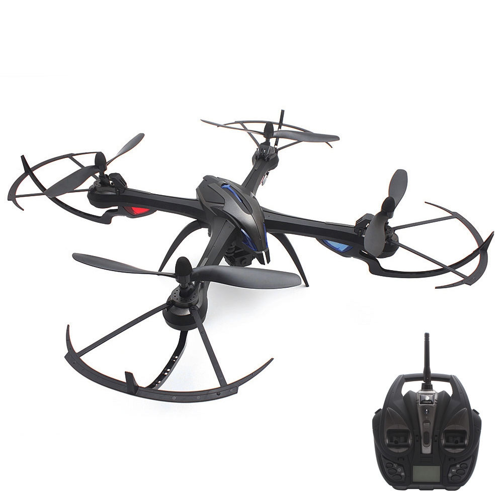 New Original i Drone i8H 2.4GHz 4CH 6 Axis Gyro RC Quadcopter with HD Camera Air Press Altitude Hold WiFi Real Time Transmission original jjrc h28 4ch 6 axis gyro removable arms rtf rc quadcopter with one key return headless mode drone