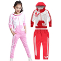 Baby boy Spring Autumn Sport suits 2 piece clothing set for Baby girls Tracksuits Kids suits Baby clothes Casual Outfits
