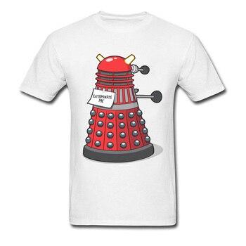 Doctor Who Exterminate Me Dalek T-Shirt 1