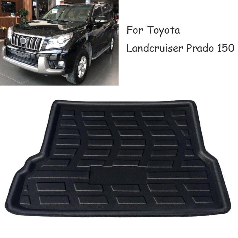 Rear Trunk Liner Cargo Boot Mat Floor Tray For Toyota Landcruiser Prado 150 2010 2011 2012 2013 2014 2015 2016 2017 2018