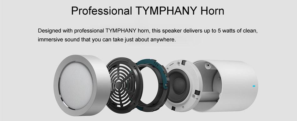 Original xiaomi speaker version 2 cannon TYMPHANY speaker 1200mah battery xiaomi bluetooth speaker 2ND 4
