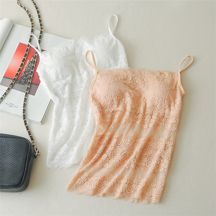woman clothing sexy Camisoles Tankstop lace inners