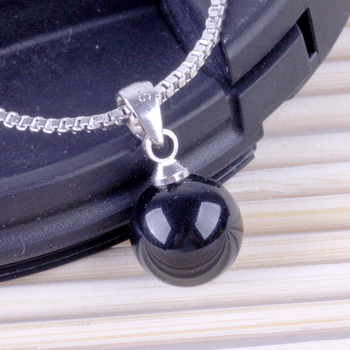 925 sterling silver pendant Charms Chain Necklace