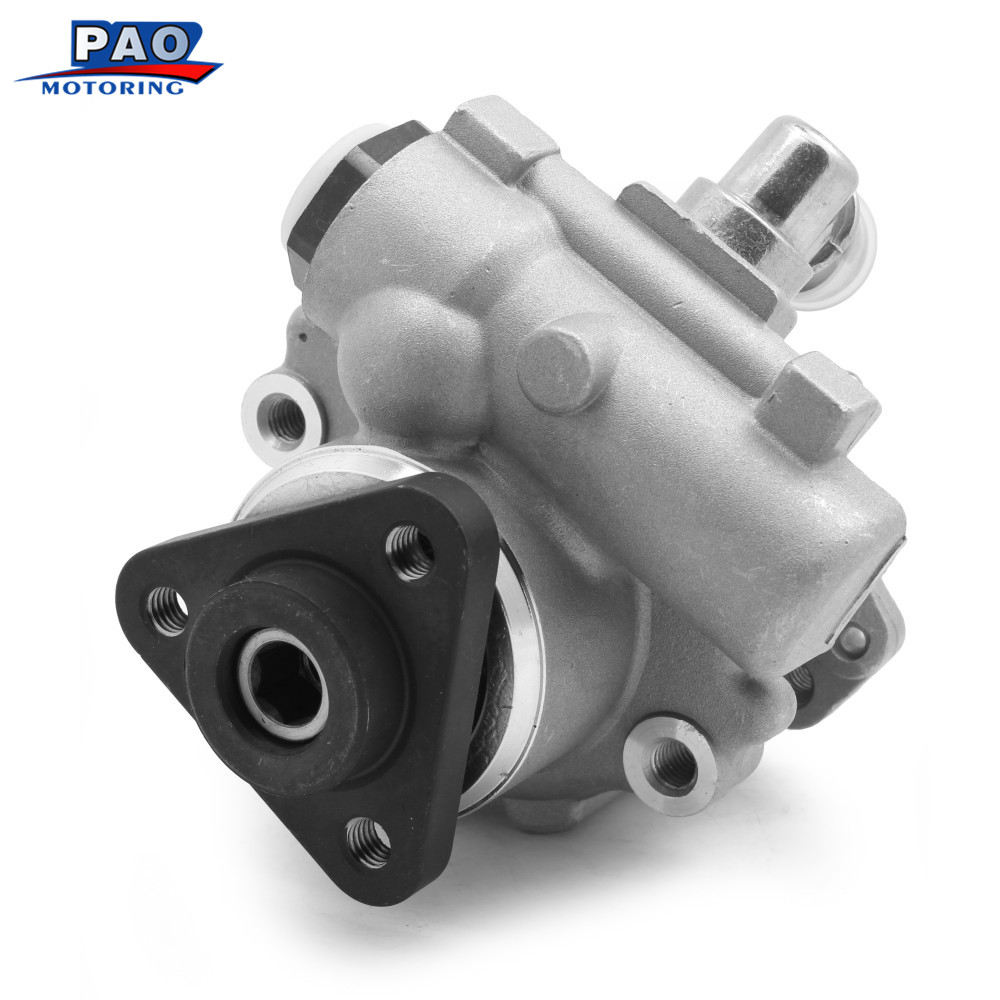 New Power Steering Pump Fit For   BMW E46 3 Series 330 325 330i 325xi 330Ci OEM 3241675658, 32411094965 , 32416756582 стоимость