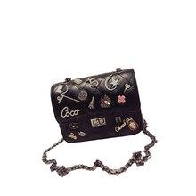 Luxury Handbags Women Bags Designer 2016 Mini Bags Designer Chain Shoulder Messenger Bag Women Handbag Crossbody Package Bolsos