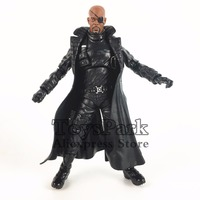 ToysPark Marvel Legends Infinite Series 6 Nick Fury Movie Action Figure From Avengers SHIELD 3 P TRU Exclusive Doll Collectible
