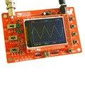 DSO138 Цифровой Осциллограф DIY Kit Запчасти для Осциллографа Делает Электронный диагностический инструмент Обучения osciloscopio 1 Msps