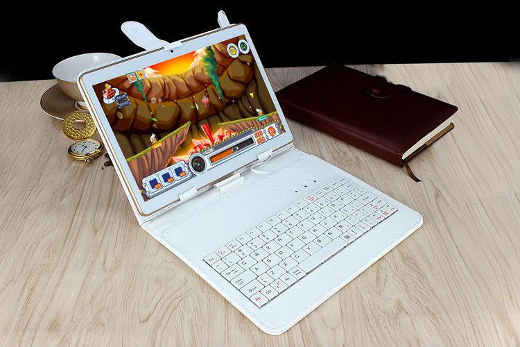 10 אינץ ' 8 ליבת אוקטה ליבות MTK6592 1280X800 זכרון ram 4GB ROM 64GB 5.0 MP 3G טלפון ה-sim כפול כרטיס Tablet PC טאבלטים מחשבים Android5.1