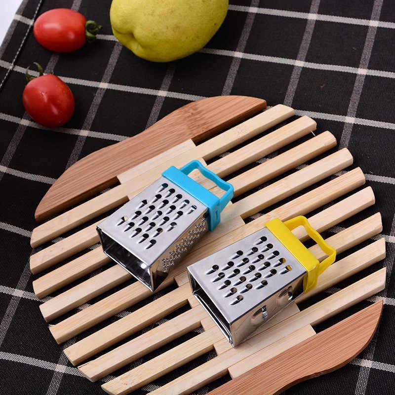 Yüksek Kalite Faydalı Mini 4 Taraf İşlevli El Rende Dilimleme Meyve Sebze mutfak gereçleri Mutfağı 70