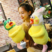 45CM New toys Janpanese popular parrot brothers doll Plush toys gift for kids