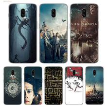 The Maze Runner Style Phone Case for Oneplus 6T 6 5T Cover Coque Silicone TPU Ultra Thin Clear Soft fashion(China)