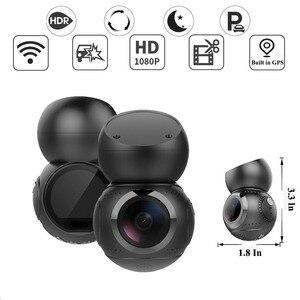Image 2 - Anytek G21 170 Degree Lens 1080P Full HD NTK96658 WiFi Car DVR Dash Camera Video Recorder Motion Detection GPS Car DashCam