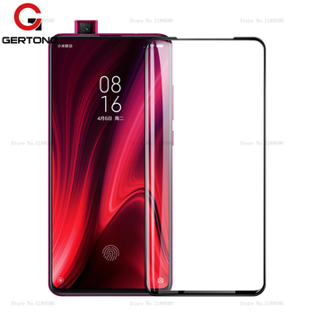 GerTong Full Cover Tempered Glass For Xiaomi Mi A1 A2 Lite Mi 9t 9 SE A3 Mi 8 Mi9 t Redmi Note 8 Pro 8T t Screen Protector Film