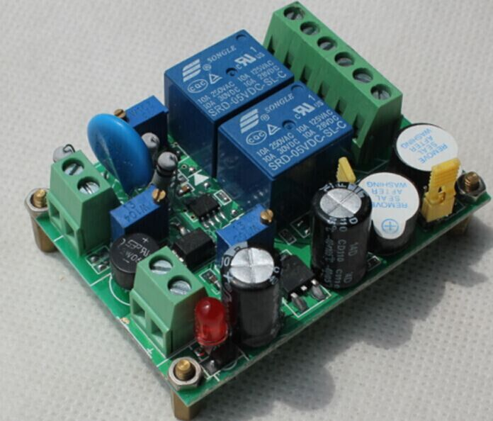 Overvoltage and under voltage protection over voltage protection module 110V 220V AC and DC universal input range adjustable 6es7284 3bd23 0xb0 em 284 3bd23 0xb0 cpu284 3r ac dc rly compatible simatic s7 200 plc module fast shipping
