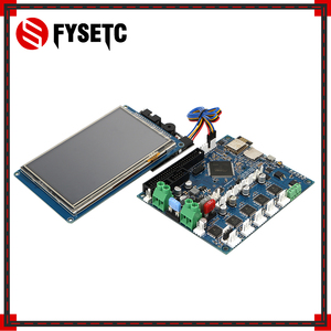 "Image 4 - Duet 2 Wifi V1.04 โคลน DuetWifi ขั้นสูง 32 Bit Electronics 4.3 ""5"" 7 ""PanelDue หน้าจอสัมผัสคอนโทรลเลอร์สำหรับ BLV MGN Cube"
