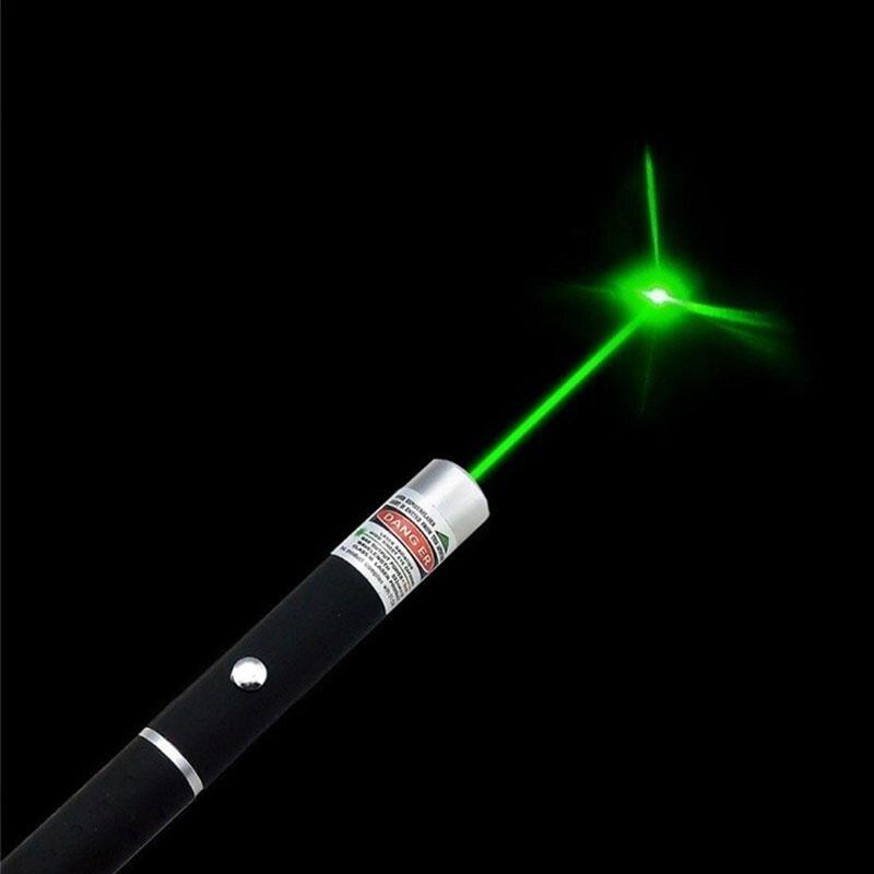 <font><b>Powerful</b></font> Laser Pointer Laser Pen <font><b>Green</b></font>/<font><b>Red</b></font>/<font><b>Blue</b></font> <font><b>Green</b></font> Laser <font><b>Violet</b></font> Beam <font><b>Light</b></font> <5MW Laser