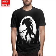 ALIEN Covenant T-shirt Boy Popular Prometheus Nostromo Weyland T Shirt Round Neck Plus Size Homme 3D Print shirt