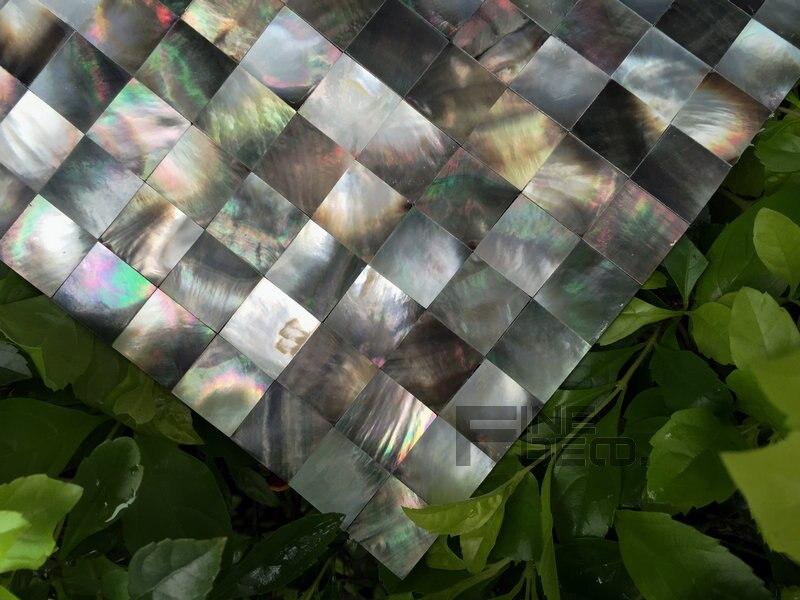 Mosaico vetro a piastrelle per pavimenti per il bricolage e fai da