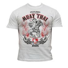 Martial Arts Mma Muay Thai Kick Boxing MenS 2019 Fashion Short Creative Printed MenS Tee Customize Tee Shirts