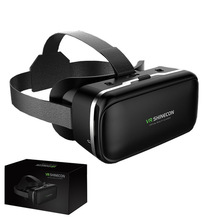 Kz The New VR 6.0 version virtual reality 3D glasses headset smartphone