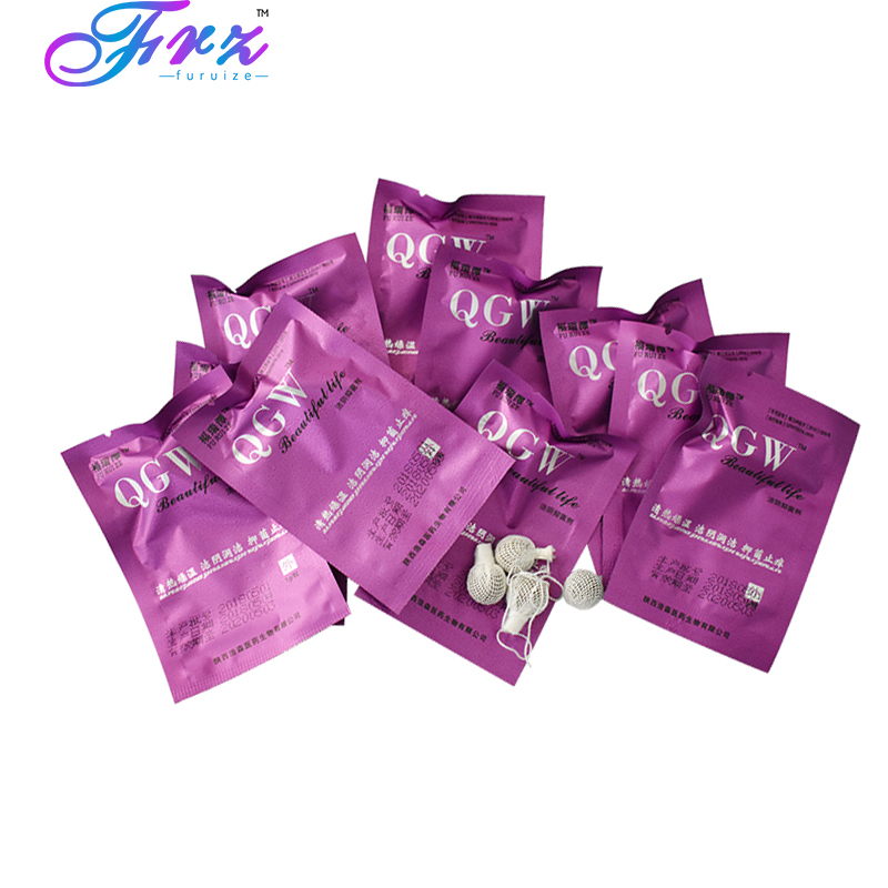 100pcs Vaginal swab Tampons Chinese medicine discharge toxins gynaecology pads feminine hygiene Vagina tampons beautiful life