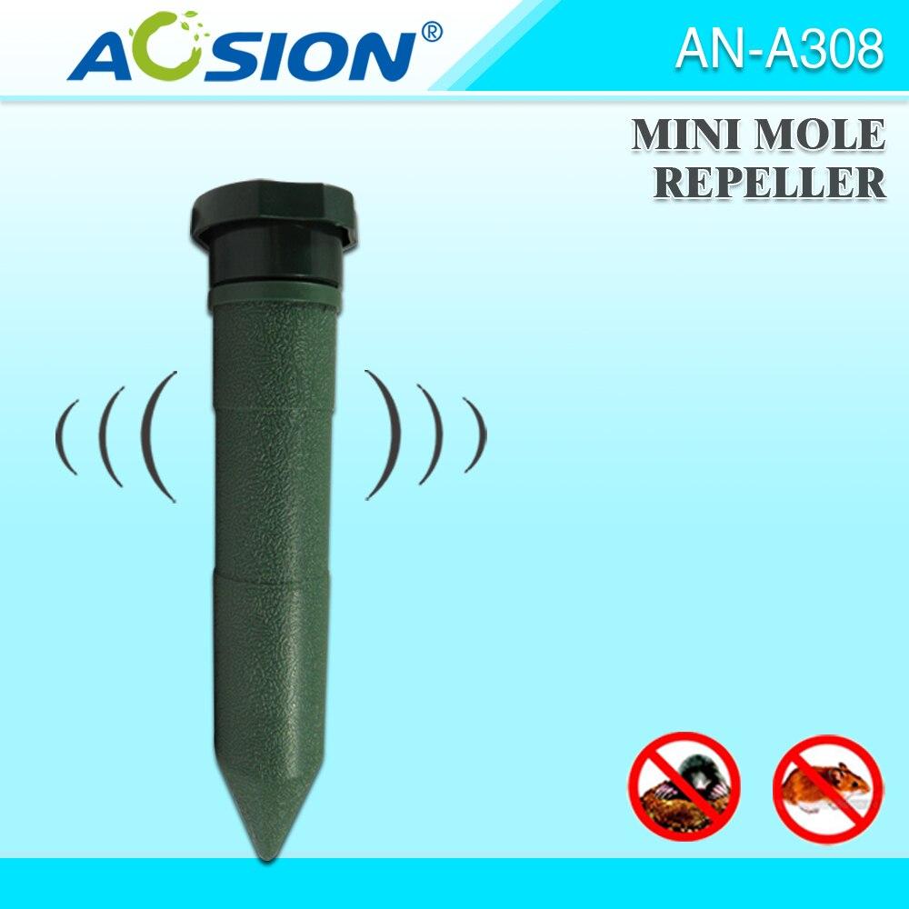 2X Aosion International Mole Chaser Odbijači glodavaca riješiti se - Vrtni proizvodi - Foto 2