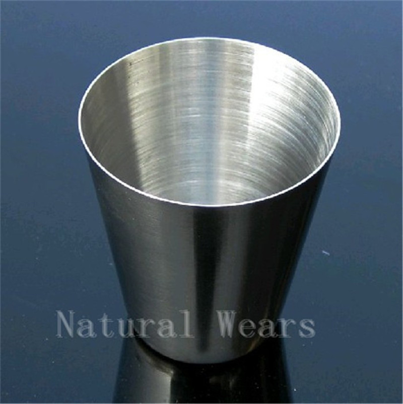 30ml or 70ml portable stainless steel shot glasses barware beer wine drinking glass outdoors cup. Black Bedroom Furniture Sets. Home Design Ideas