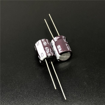 Low impedance capacitor 150uf 50v nichicon low impedance