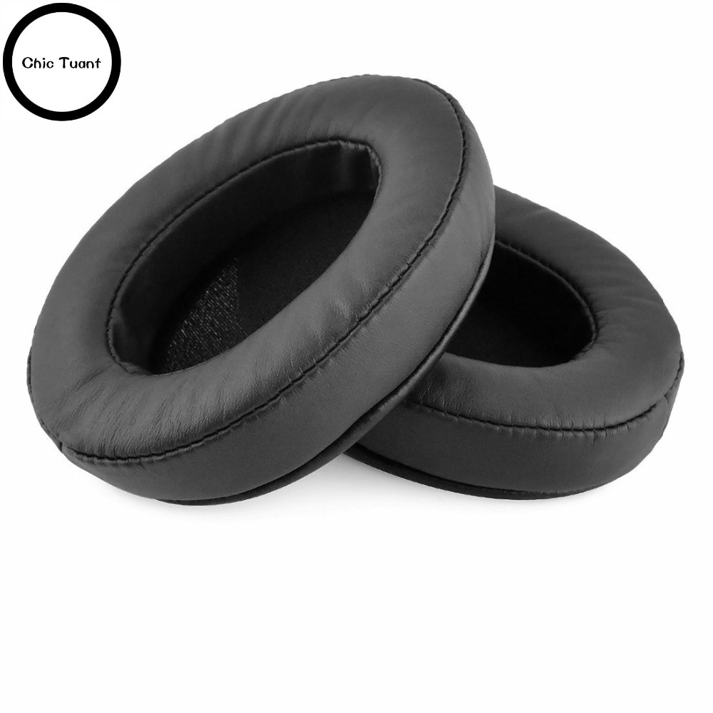 Replacement Ear Pad Ear Cushion Ear Cups Ear Cover Earpads Repair Parts for NAD - VISO HP50 NAD HP50 Headphones