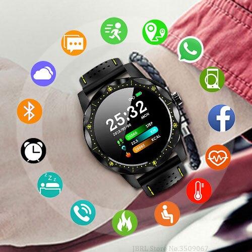 Fashion Smart Watch Men Watches Top Brand Luxury Famous Wristwatch Male Wrist Watch For Men Clock Waterptoof Hodinky Men Reloges