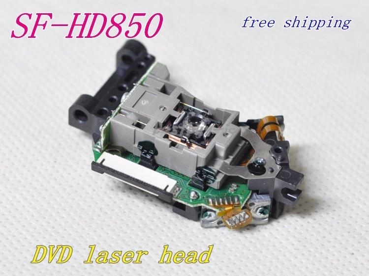 SF-HD850 SFHD850 2 copë / shumë transporti falas kokë optike SF - Audio dhe video në shtëpi - Foto 3
